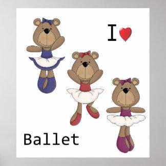 Draag Ballet Poster