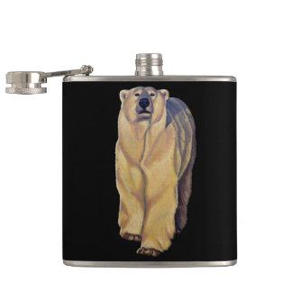 Draag de Fles van de Drank van de Ijsbeer van de D Heupfles