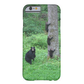 Draag & Drie Welpen Barely There iPhone 6 Hoesje