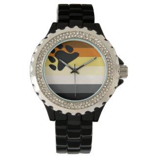 Draag het Horloge van de Vlag van de Trots
