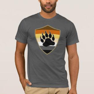 Draag het Schild van de Trots dragen Poot - T Shirt