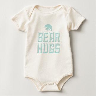 Draag het T-shirt van het Baby van Omhelzingen