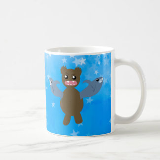 Draag met Haaien voor Wapens Koffiemok