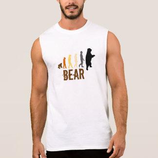 Draag/Stijgen van Man dragen Kleuren (LG) T Shirt