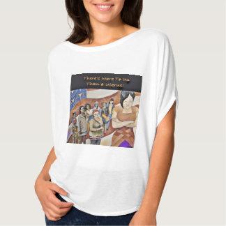 Draag uw verklaring over de Rechten van vrouwen T Shirt