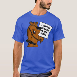 Draag wapensGrizzly Tshirt