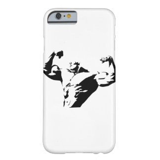 Draagbare machoman barely there iPhone 6 hoesje