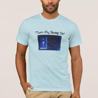 """Draai Mijn Swag op "" T Shirt"
