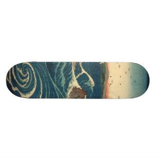 Draaikolk Skateboard