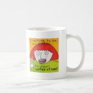 Draaikolk van Behoefte Koffiemok