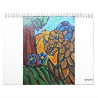 draak arts. kalender