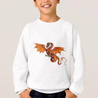 draak-oranje trui