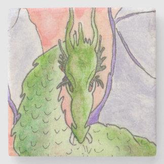 Draak Stenen Onderzetter