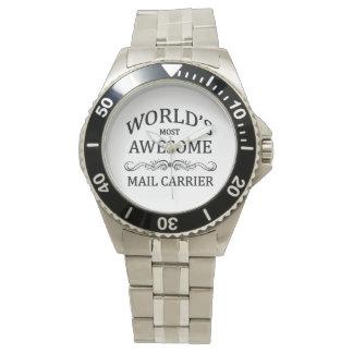 Drager van de Post van de wereld de Meest Horloge