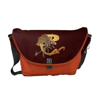 Dragonlore Aanvankelijk C Courier Bags