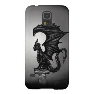 Dragonstatue Galaxy S5 Hoesje