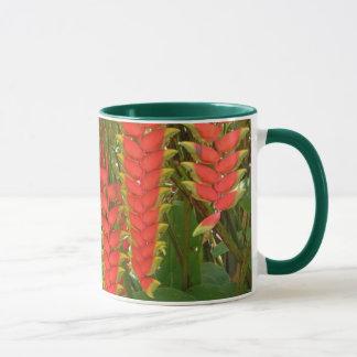 Drank in de van de keerkringenkoffie en thee kop