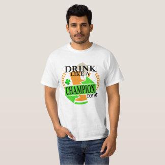 Drank zoals een ST van de Kampioen patricks T Shirt
