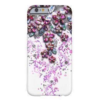 Draperende Bloemen - de Confettien van de Moeder Barely There iPhone 6 Hoesje