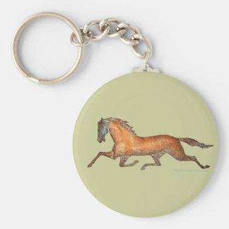 Dravend Paard Sleutelhanger
