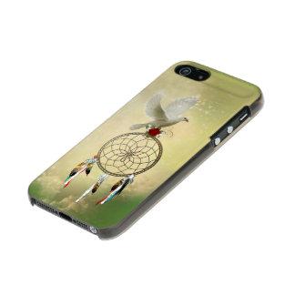 Dreamcatcher Incipio Feather® glanst het Hoesje Incipio Feather® Shine iPhone 5 Hoesje