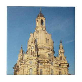 Dresden Keramisch Tegeltje