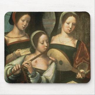 Drie Musici Muismatten