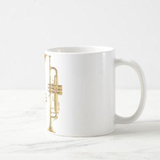 Drie Trompetten Koffiemok