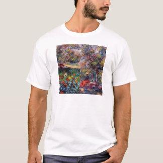 Drie verbazende meesterwerken van het art. van t shirt