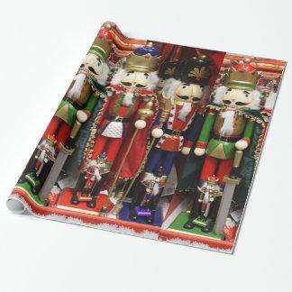 Drie Wijze Crackers Inpakpapier