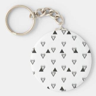 driehoek sleutelhanger