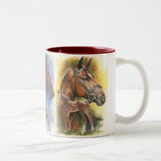 Maak je eigen paarden mokken en personaliseer met kleur, design of stijl.