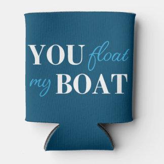Drijf mijn boot blikjeskoeler