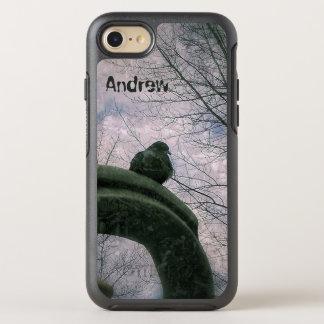 Droevige duif OtterBox symmetry iPhone 8/7 hoesje