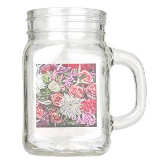 Dromerige Bloesems 1 Mason Jar