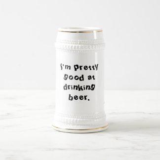 Dronken motto bierpul