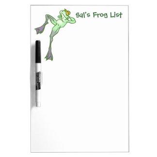 Droog wis Raad Dry Erase Whiteboards