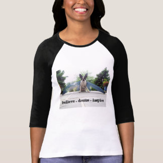 droom-geloven-inspireer Lola B. Boston T-shirt
