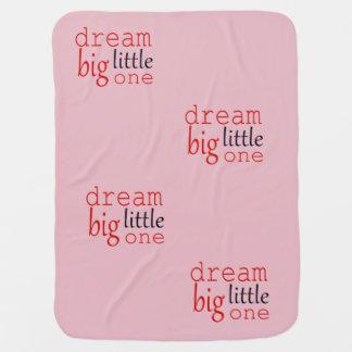Droom grote kleine deken baby doeken