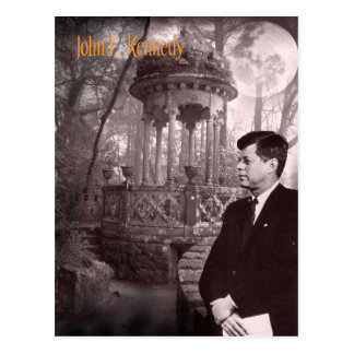Droom JFK Briefkaart
