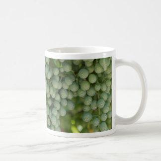 druif en wijngaard koffiemok