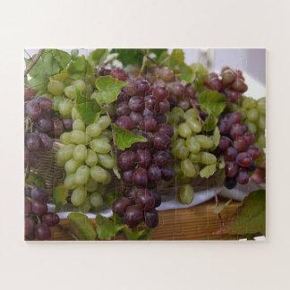 """Druiven op Wijnstok 16"""" x 20"""" Raadsel met de Doos Puzzel"""