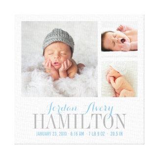 Druk van het Canvas van de Foto van het Baby van
