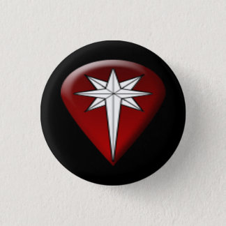 DSX: Bloodnamed Ronde Button 3,2 Cm