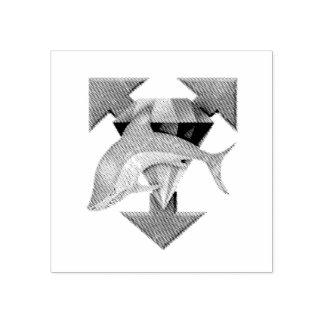 DSX: CDS de zegel van de Lading Rubberstempel