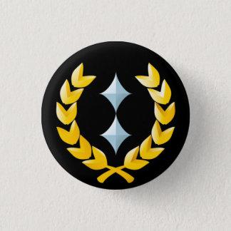 DSX: De meester van de eed Ronde Button 3,2 Cm