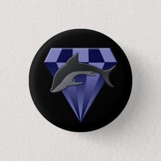 DSX: SaKhan Ronde Button 3,2 Cm