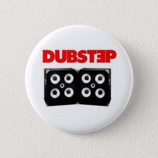 Dubstep Ronde Button 5,7 Cm