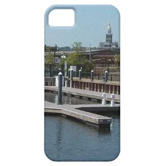 Dubuque, de Haven van het Ijs van Iowa, de Rivier Barely There iPhone 5 Hoesje