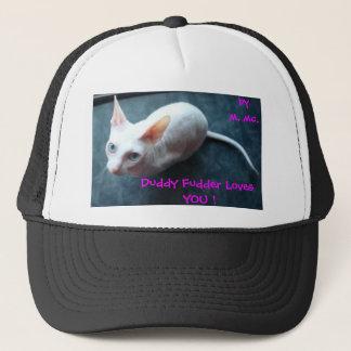 Duddy Fudder houdt van U! , Trucker Pet